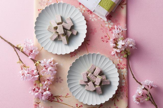 画像2: 京都・伊藤久右衛門の新作「宇治抹茶さくら生チョコレート」