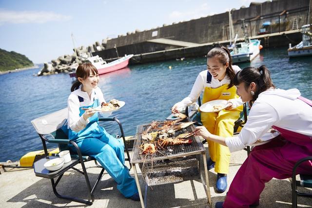 画像: POINT1 獲る・作る・食べる!熱海ならではの「獲れたて朝食体験」で充実の朝を過ごす