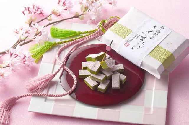 画像1: 京都・伊藤久右衛門の新作「宇治抹茶さくら生チョコレート」