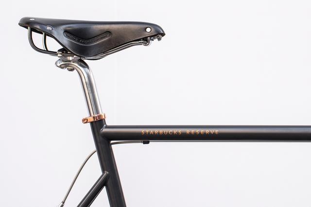 画像2: トーキョーバイクが 「スターバックス リザーブ(R) ロースタリー 東京」とのコラボレーションモデルを発売