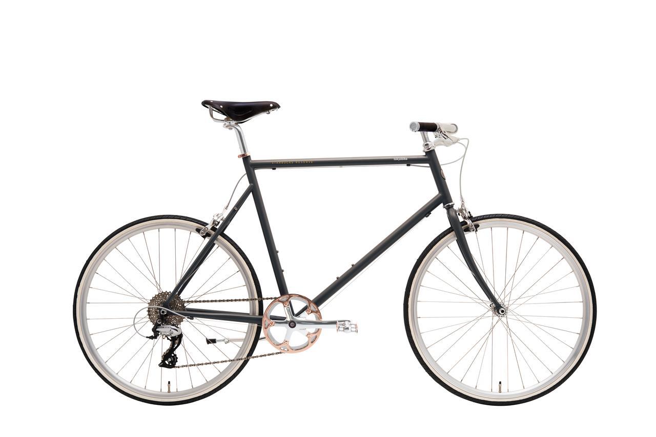 画像3: トーキョーバイクが 「スターバックス リザーブ(R) ロースタリー 東京」とのコラボレーションモデルを発売