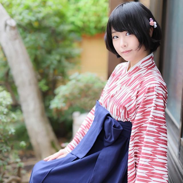 画像: 【大正浪漫】気軽にハイカラさんファッションが楽しめる『ハイカラさんルームウェア』