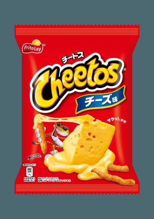画像2: チーズスナック「チートス」がさらにおいしくなって登場