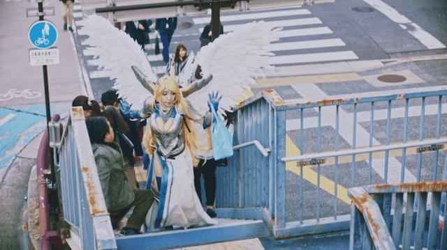 画像6: エイチームWeb CM『コスプレ出社#cosplay』が公開1週間でエイチーム史上最高の70万回再生を突破!