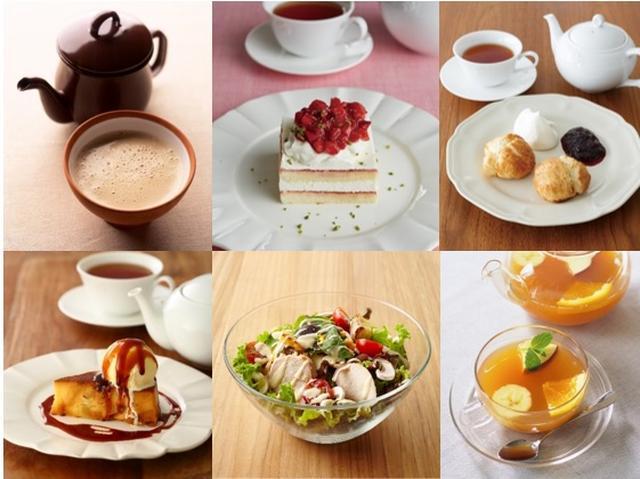 画像1: 【Afternoon Tea】人気メニュー10種を無料で楽しめる「夢のパスポート企画」と、売上No.1紅茶を日本伝統の職人技で仕上げた「限定コラボ缶」を展開