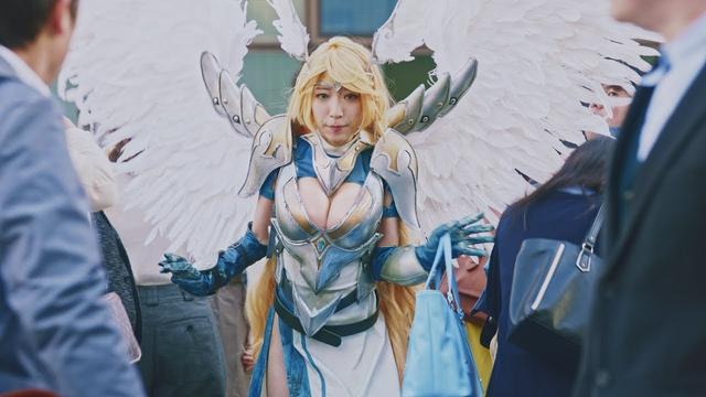 画像: コスプレ出社#cosplay youtu.be