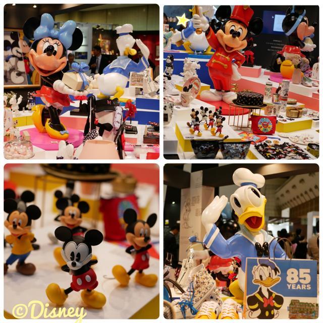画像4: 【レポ】2010年の開催以来10回目となる「DISNEY EXPO JAPAN 2019」へ!