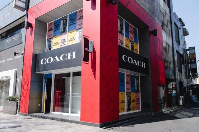 画像1: 【コーチ】インタラクティブなポップアップイベント「LIFE COACH 東京」が期間限定で東京・表参道にオープン