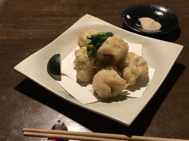 画像1: 「ハモの天ぷら」&干しエビ塩