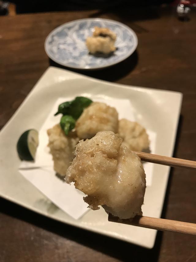 画像2: 「ハモの天ぷら」&干しエビ塩