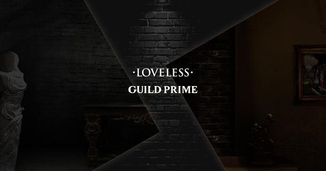 画像: LOVELESS(ラブレス) GUILD PRIME(ギルドプライム)