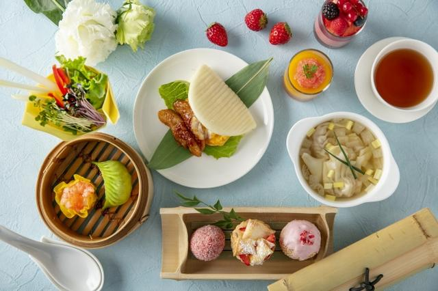画像5: 春爛漫、ストリングスホテル東京インターコンチネンタルのレストラン・スプリングコレクション2019