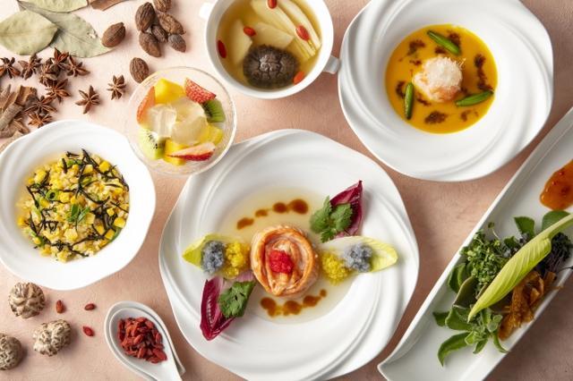 画像4: 春爛漫、ストリングスホテル東京インターコンチネンタルのレストラン・スプリングコレクション2019