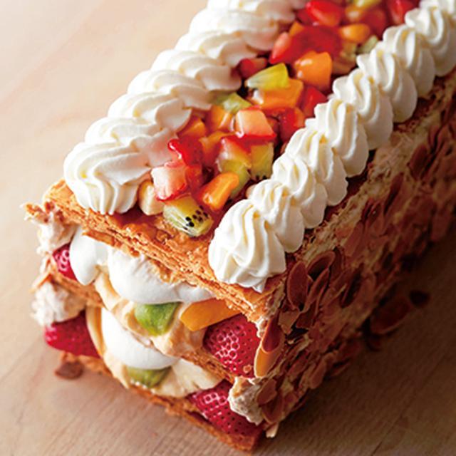 画像1: 【KIHACHI】レストランならではの作りたてを味わうキハチの春限定パイ。