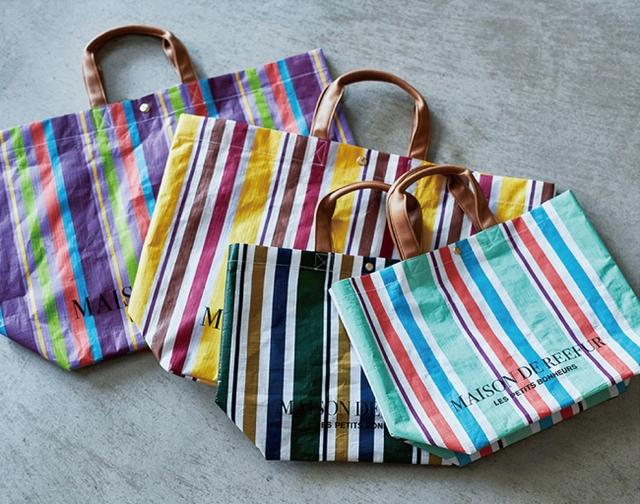 画像: SPECIAL NOVELTY PRESENT-Beach & Marche Bag-