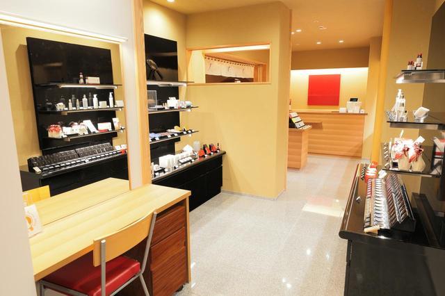 画像3: 「よーじや 京都ホテルオークラ店」がリニューアルオープン!