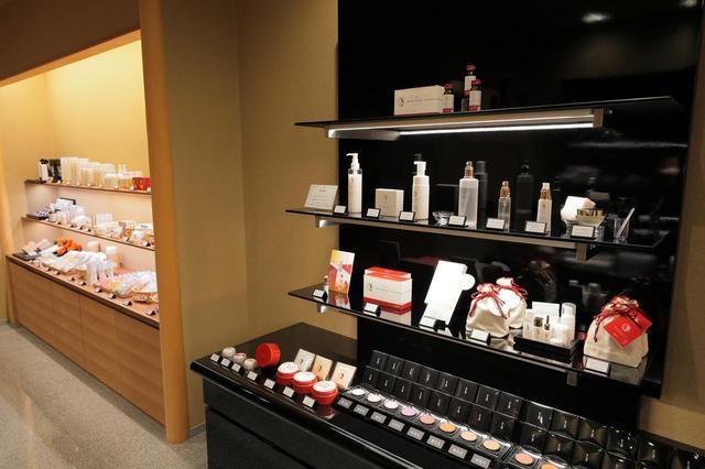 画像4: 「よーじや 京都ホテルオークラ店」がリニューアルオープン!