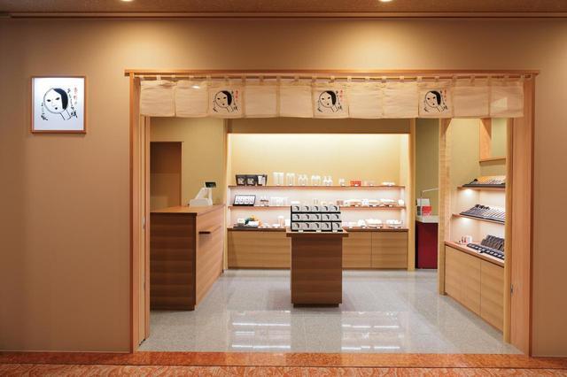 画像1: 「よーじや 京都ホテルオークラ店」がリニューアルオープン!