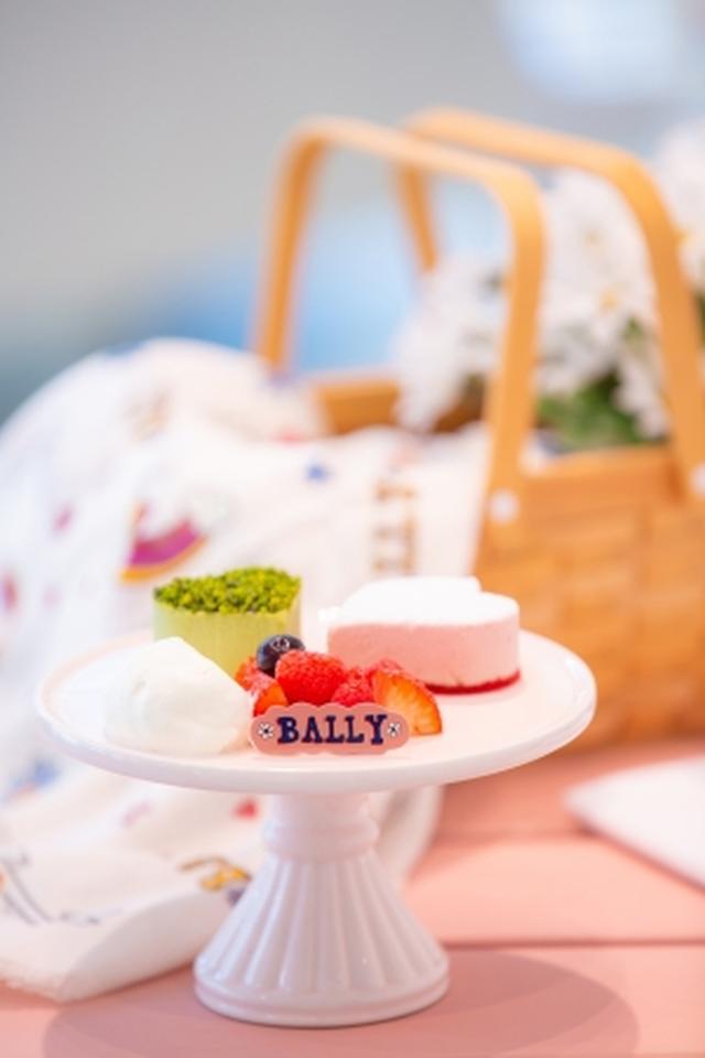 画像3: 新しいシーズンの到来を告げるBALLY CAFEがオープン