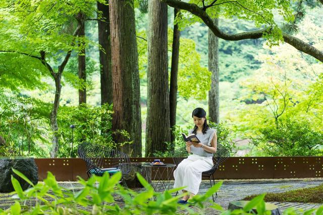 画像: アーリーチェックイン・レイトチェックアウトで星のや京都を最大限に楽しむ