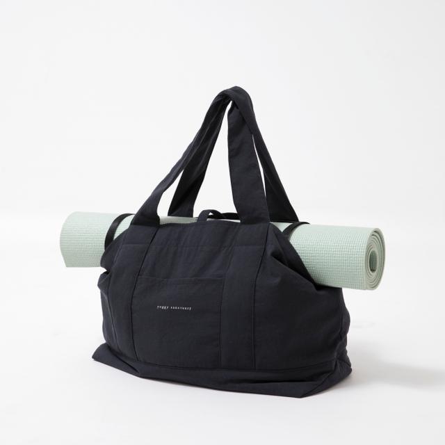 画像2: ヨガに、旅に、子育てに!ヨギー・サンクチュアリから多機能バッグ「マルチヨガトート」がデビュー