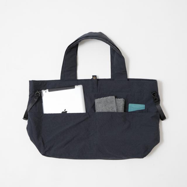 画像4: ヨガに、旅に、子育てに!ヨギー・サンクチュアリから多機能バッグ「マルチヨガトート」がデビュー