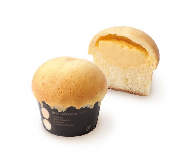 画像: 新作クリームパンが登場!濃厚でコクのあるカスタードクリームを包み込んだ「クレーム・パティシエール」