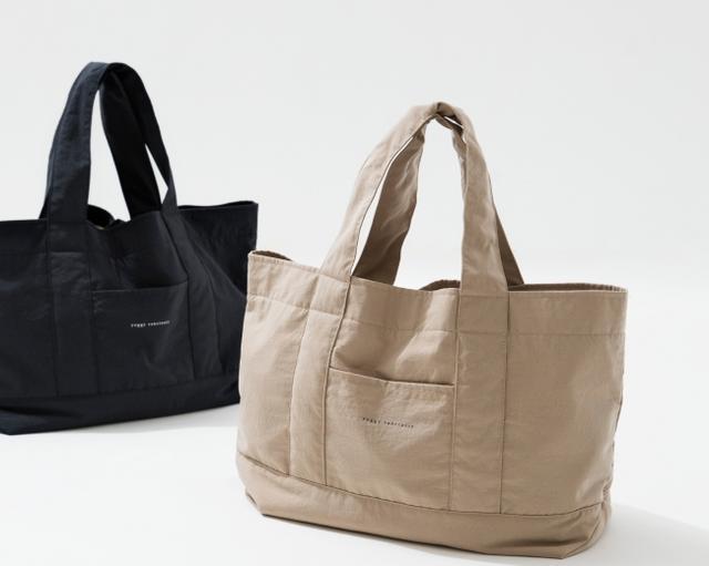 画像1: ヨガに、旅に、子育てに!ヨギー・サンクチュアリから多機能バッグ「マルチヨガトート」がデビュー