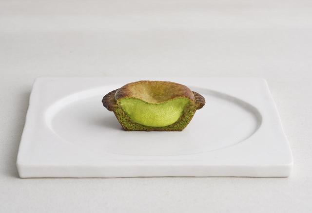 画像1: 焼きたて抹茶チーズタルト『涼』