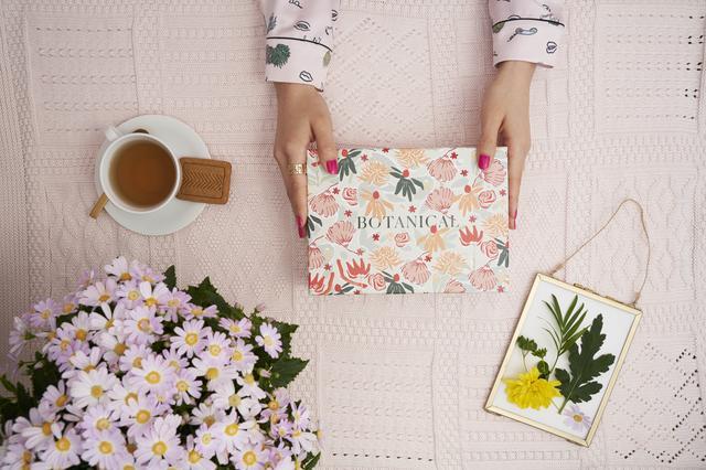 画像: 春のパワーたっぷり!4月のテーマは「BOTNICAL」