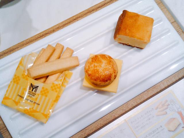 画像: チーズスイーツは塩味×甘味の究極のバランス!