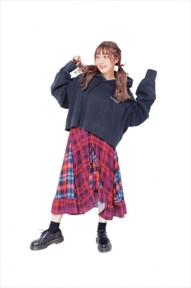 画像3: SNSフォロワー数170万!スタイルからメイクまで。いま一番真似したい女子!古川優香ファーストスタイルブック発売!