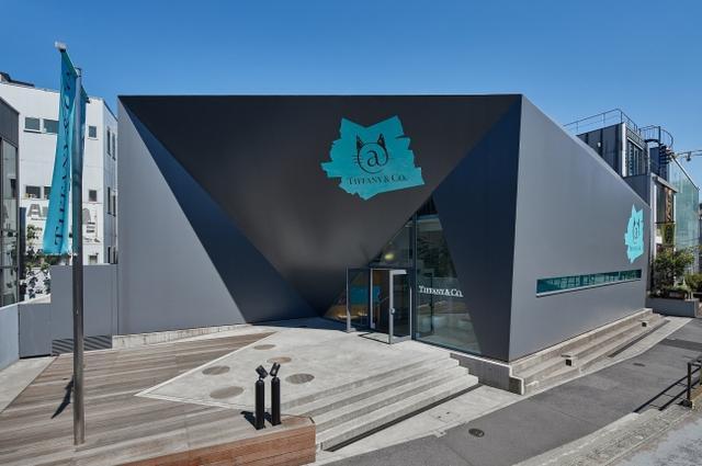 画像1: 日本初のコンセプトストア「ティファニー@キャットストリート」が原宿にオープン!