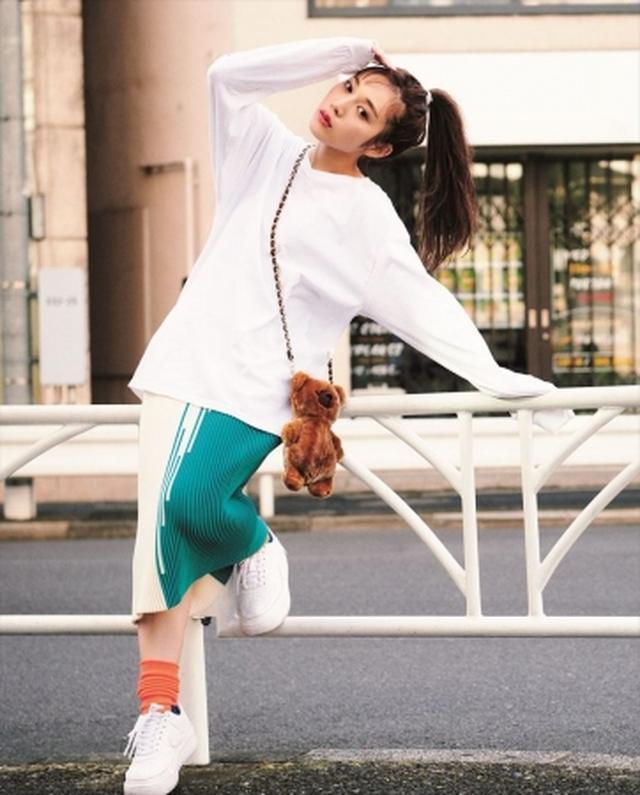 画像2: SNSフォロワー数170万!スタイルからメイクまで。いま一番真似したい女子!古川優香ファーストスタイルブック発売!