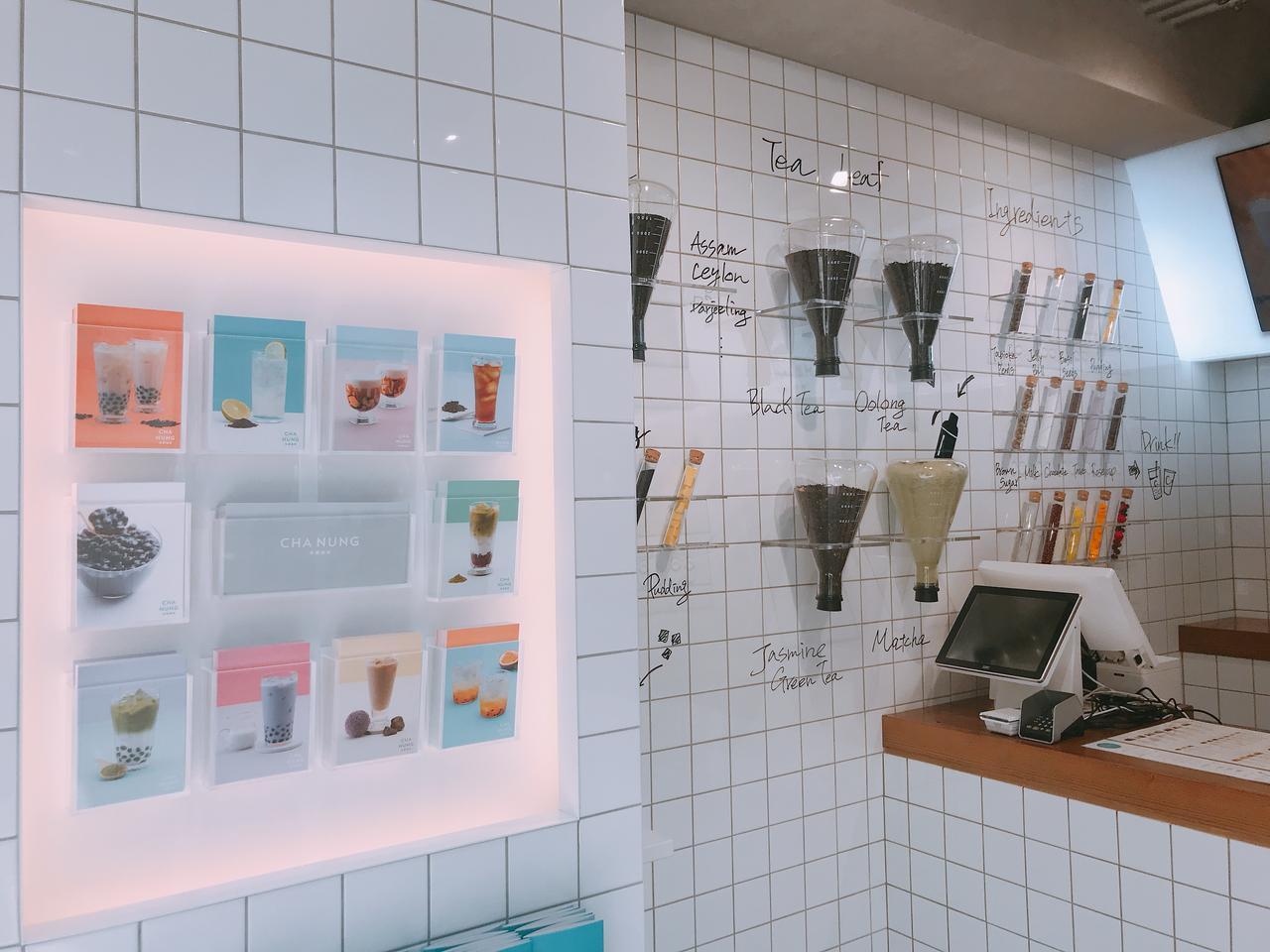 画像2: 【試飲レポ】世界を魅了するティーショップ「CHA NUNG(チャノン)」表参道店がグランドオープン!!