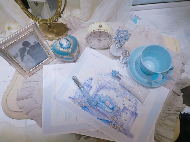 画像2: 人生で最高の瞬間を夢見る花嫁のベッドルーム