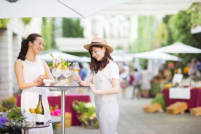画像5: 【星野リゾート】リゾナーレ八ヶ岳 ワインと共に堪能するコース仕立てのパフェ 「ベジパフェ」