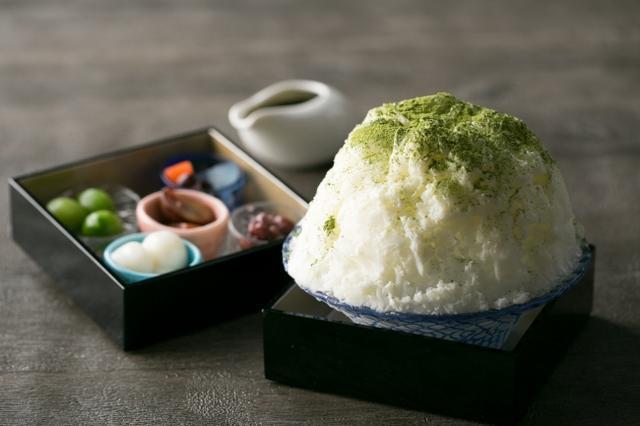画像3: ホテルパティシエによる趣向の異なった4種のご褒美かき氷登場!