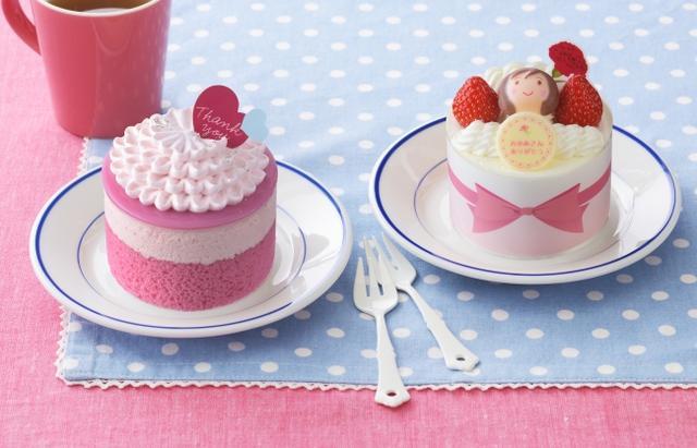 画像4: 【レポ】母の日はコージーコーナーの苺のケーキに決定!