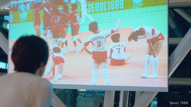 画像: ターニングポイント2:メダルに手が届かず大きな挫折を味わった、ソウル1988オリンピックのペルー戦