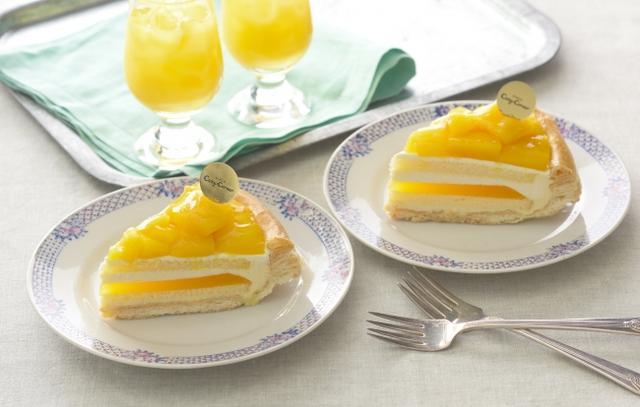 画像3: 【銀座コージーコーナー】新作ケーキ「ごろごろ果実のサマープリンセス」など、初夏においしいフルーティなスイーツを発売