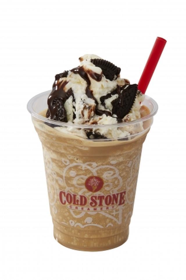 画像2: コールドストーンのデザートドリンク「COOLLY'S」に新フレーバー『カフェ クッキー チーズケーキ』『グリーンティー ストロベリー ミルク』登場!