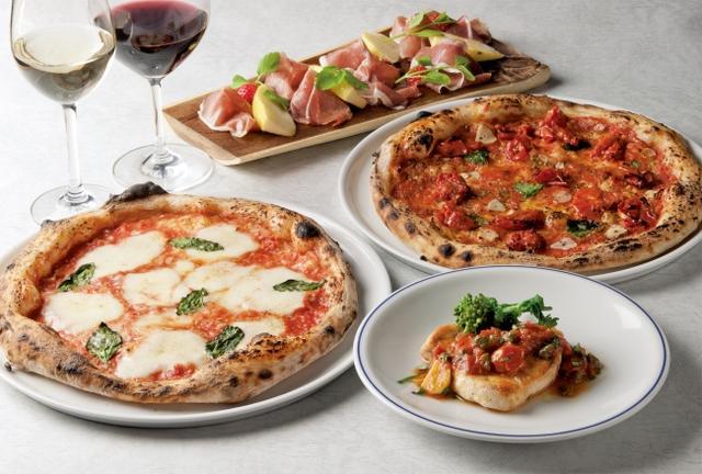 画像1: 渋谷宮益坂上に使い勝手抜群のピッツァリアがオープン!「PIZZARIA LA VALLE di TOKYO」