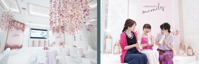 画像: 大人気ウェディングプランナー野上ゆう子さんプロデュースの会場はフォトスポット盛りだくさんでプレ花嫁達も大興奮!「結婚式当日の花嫁は、こんな気持ちになるのかということを少しでも感じていだければという想いを込めてプロデュース致しました。」