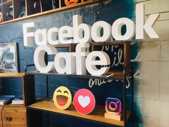 画像1: ⽇本初!Facebookによるポップアップカフェ「Facebook Café」が登場!