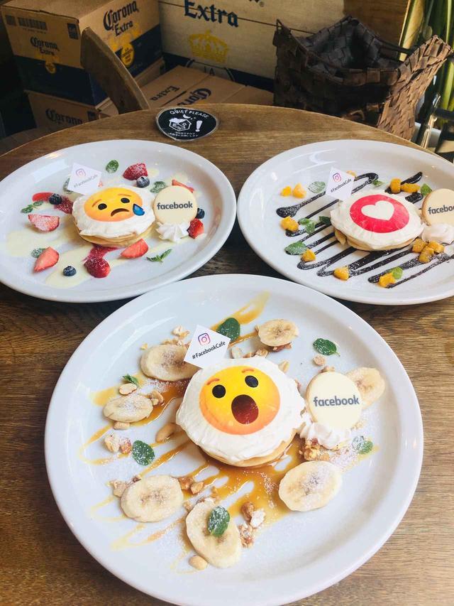 画像2: ⽇本初!Facebookによるポップアップカフェ「Facebook Café」が登場!