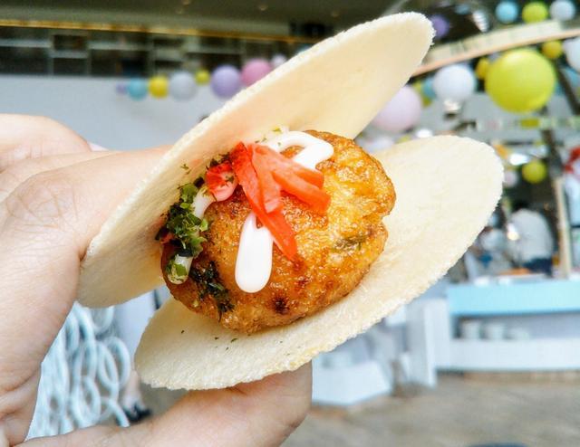 画像10: 【試食レポ】インスタに載せたいガーリーなかわいさ!ヒルトン東京ベイのサマーデザートブッフェ「ナツマツリ」