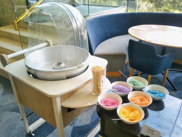 画像11: 【試食レポ】インスタに載せたいガーリーなかわいさ!ヒルトン東京ベイのサマーデザートブッフェ「ナツマツリ」