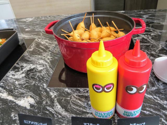 画像9: 【試食レポ】インスタに載せたいガーリーなかわいさ!ヒルトン東京ベイのサマーデザートブッフェ「ナツマツリ」
