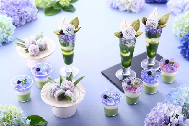 画像: 紫陽花まつり2019特設ページ|伊藤久右衛門